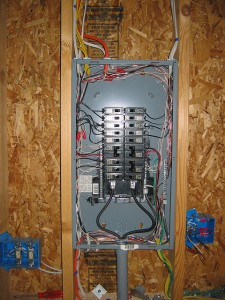 The Garage Plan Shop Blog  Planning Electrical Wiring for your New Garage Outbuilding or