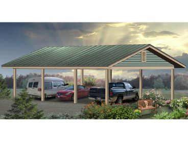 Carport Plans Carport Designs The Garage Plan Shop