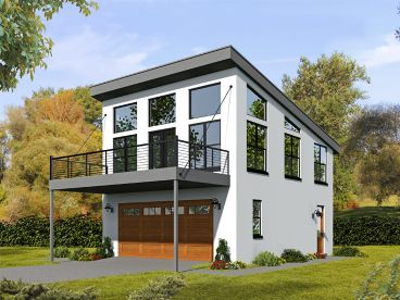 Garage Apartment Plans Modern Garage Apartment Plan 062g 0100 At Www Thegarageplanshop Com