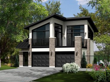 Garage Apartment Plans Carriage House The