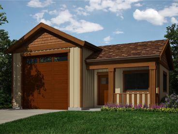 Rv Garage Plans Motor Home Garages The Plan
