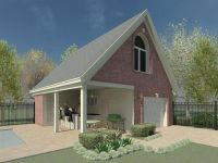 Pool house garage plans - Home design and style