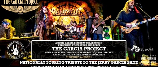 Jerry Garcia Birthday Show