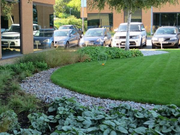 commercial landscaping portfolio