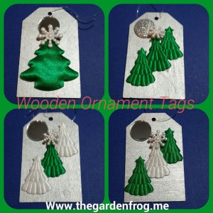 teacher gift, teacher gift idea, wooden tag ornament, wooden gift tag,