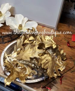 Create a Gold Leaf