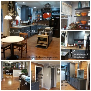 Kitchen Makeover on a tight budget