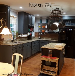 Kitchen renovation, Kitchen makeover on a budget
