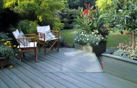 How to Landscape Patios and Small Gardens