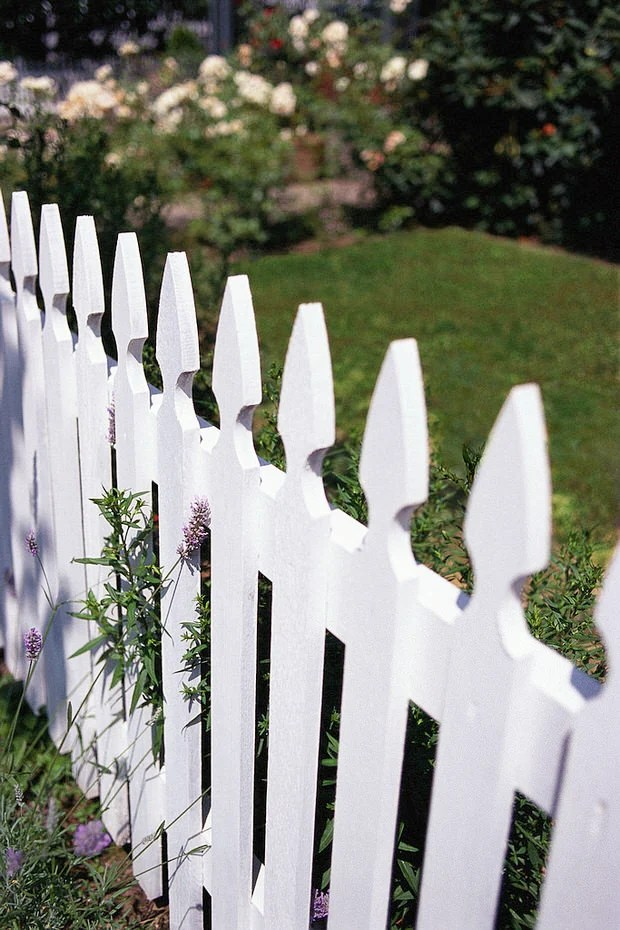 Build an Easy Garden Fence Low Cost Ideas  The Garden Glove