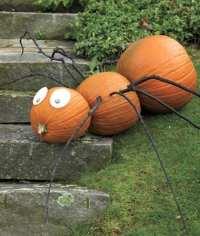 DIY Outdoor Halloween Yard Decorations   The Garden Glove