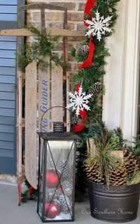 DIY Outdoor Christmas Decorating!
