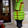 Inexpensive outdoor christmas yard decorations homealterdecor top
