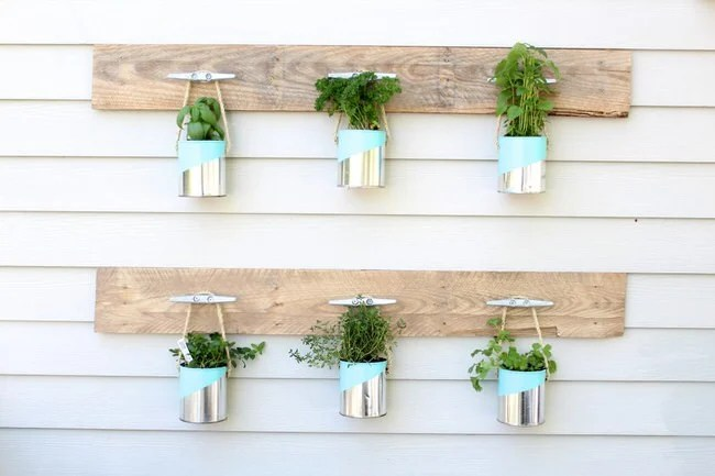 Insanely Cool Herb Garden Container Ideas – The Garden Glove