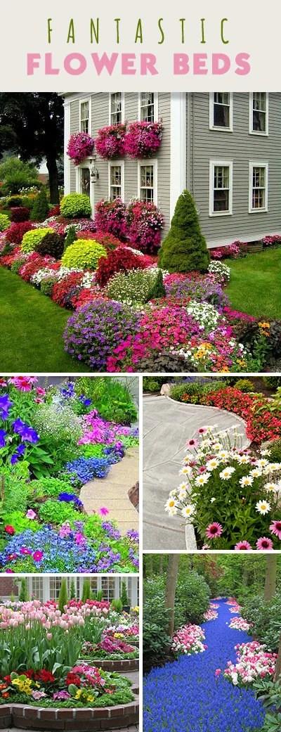 flower bed ideas make garden