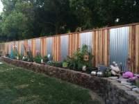 Fancy DIY Backyard Fence Ideas | The Garden Glove