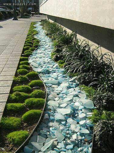 garden edging landscape