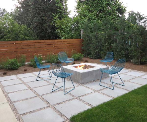 9 diy cool & creative patio flooring