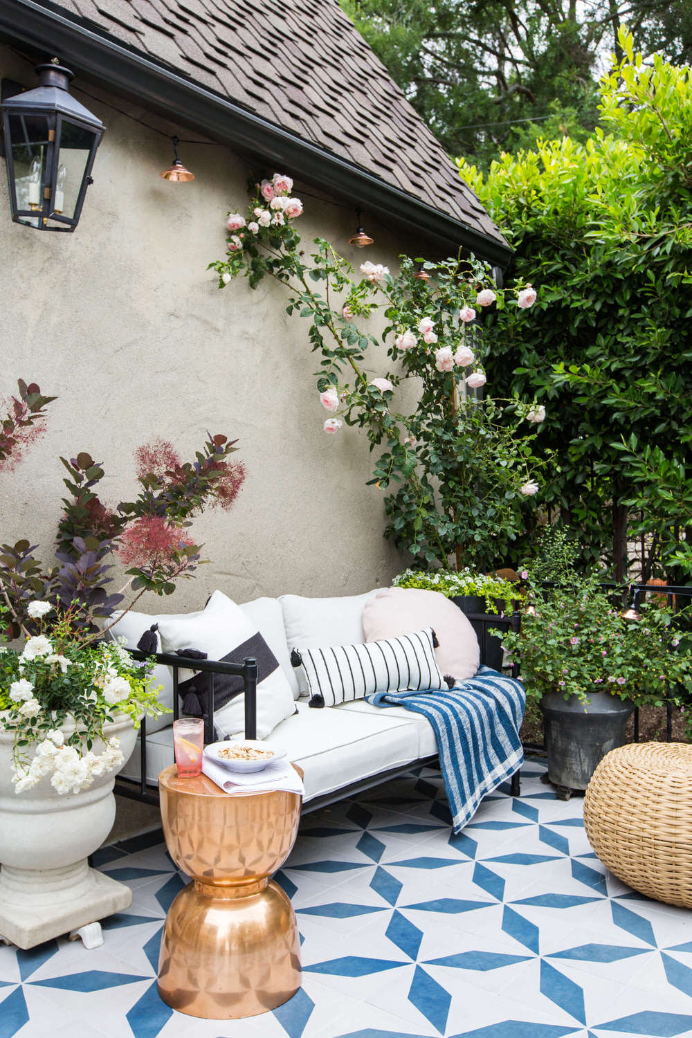15 Amazing Outdoor Patio Ideas  The Garden Glove