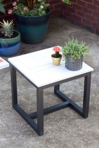 Easy DIY Outdoor Garden & Patio Furniture