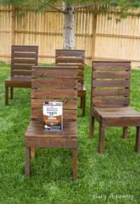 Easy Diy Patio Furniture - DIY Design Ideas