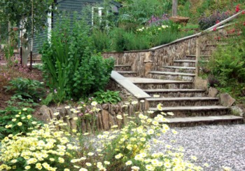 How To Manage A Sloping Garden