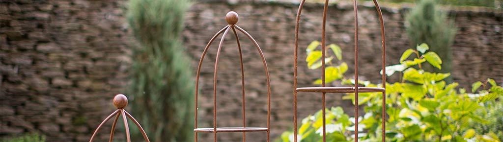 Rankhilfe Metall – Barrington Obelisk – The Garden Shop