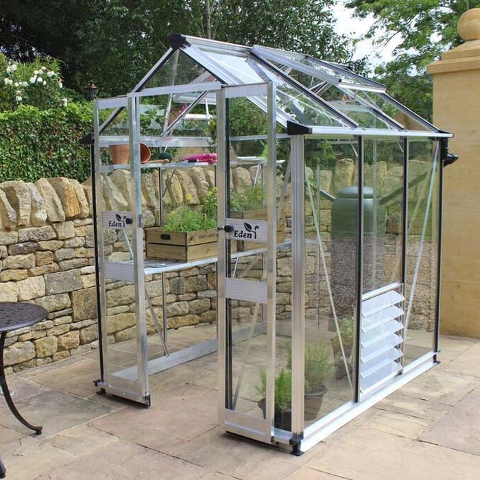6x4 Greenhouse For Sale Online With Free Delivery