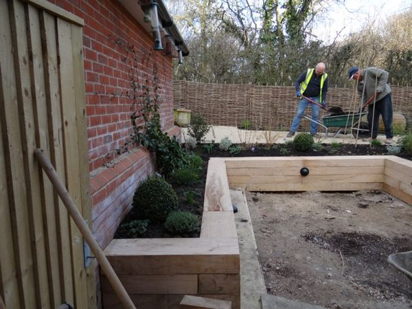 Challenges of a newbuild garden in Sussex  The Claudia de Yong Blog