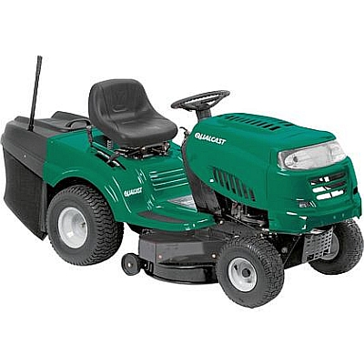 Is it a Qualcast? Is it a MTD? Or is it a Lawnflite Lawn Tractor?