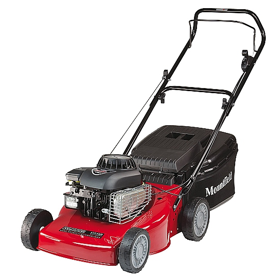 Mountfield HP180 45cm Petrol Lawnmower With Briggs & Stratton Engine