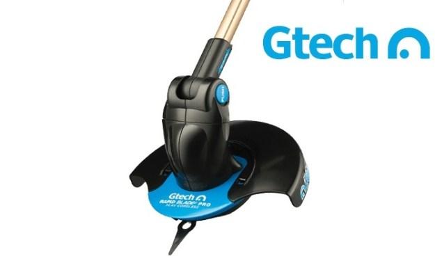 gtech st05 cordeless grass trimmer