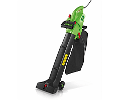 Florabest 3-in-1 Electric leaf blower at Lidl