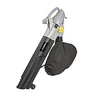 Titan TTB546BTS 2800W Electric Leaf Blower & Vacuum At Screwfix
