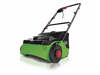 Florabest electric scarifier and aerator at Lidl