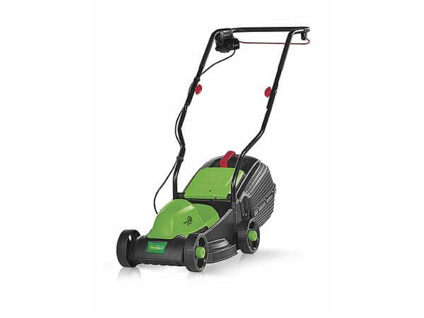 Florabest 31cm 1200w electric lawnmower lidl again 2015 for Top gardening tools 2016