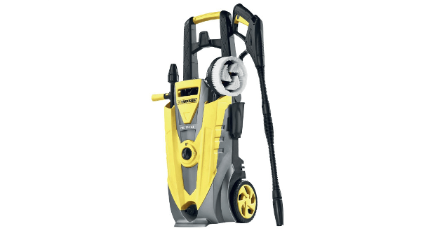Lidl Parkside pressure washer on sale again March 2016