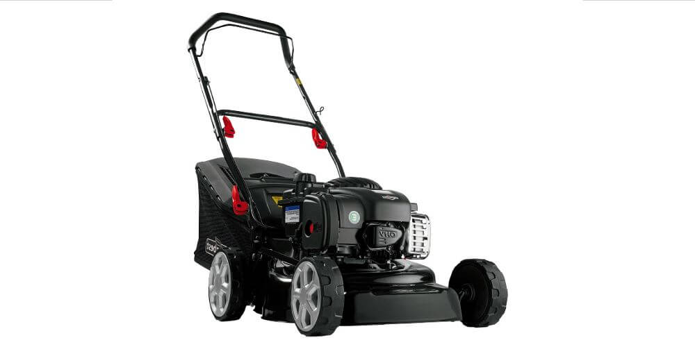 Lidl 42cm Petrol Push Mower (and some alternatives)