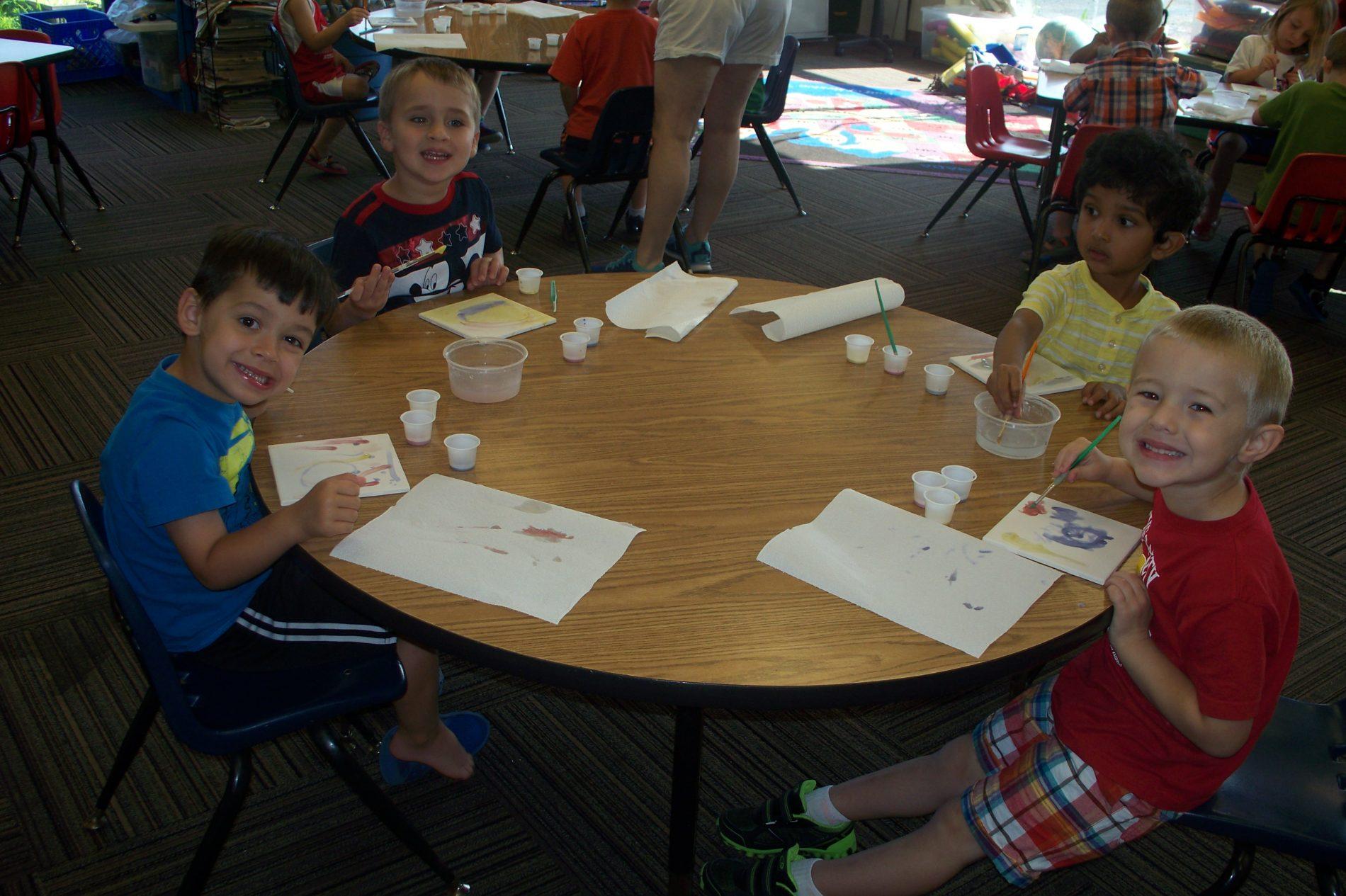Columbus Arts Amp Crafts For Preschoolers