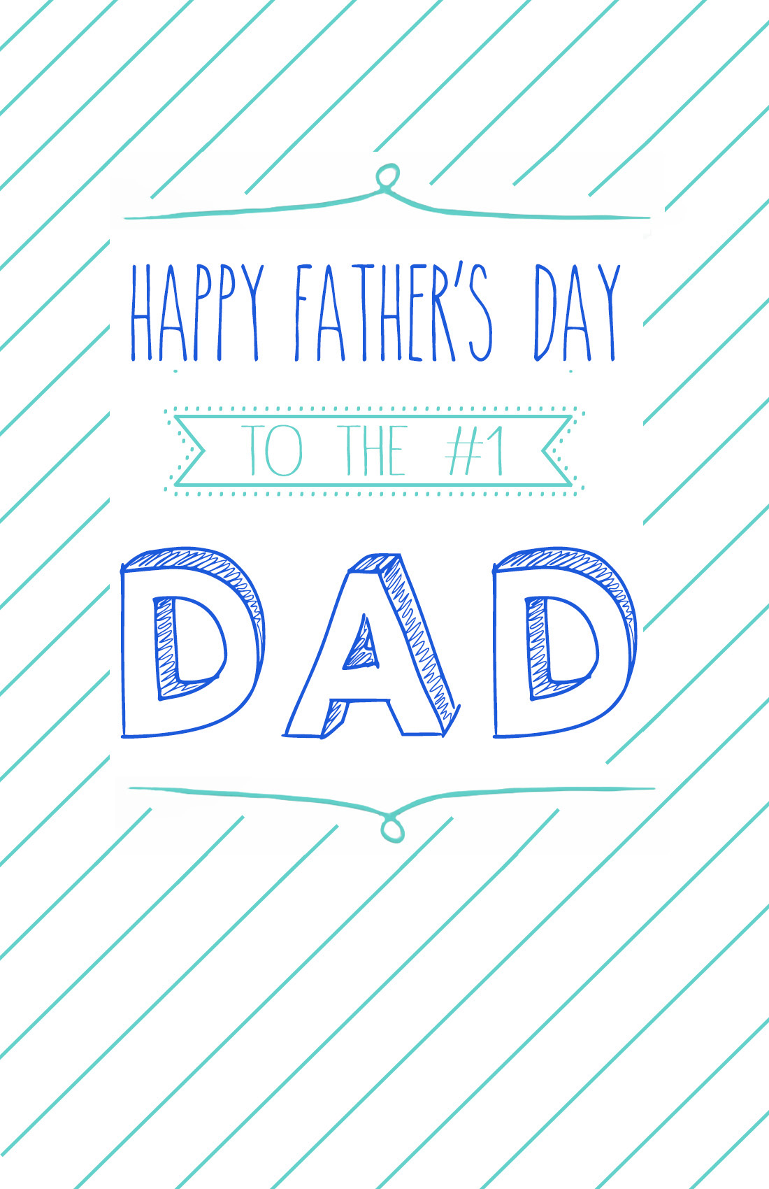 It's just a picture of Terrible Fathers Day Printables