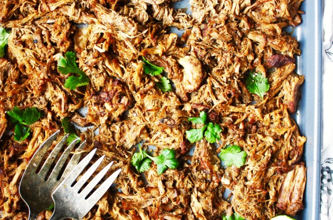 Crispy Slow Roasted Carnitas