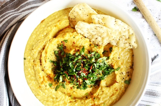 Curry White Bean Dip