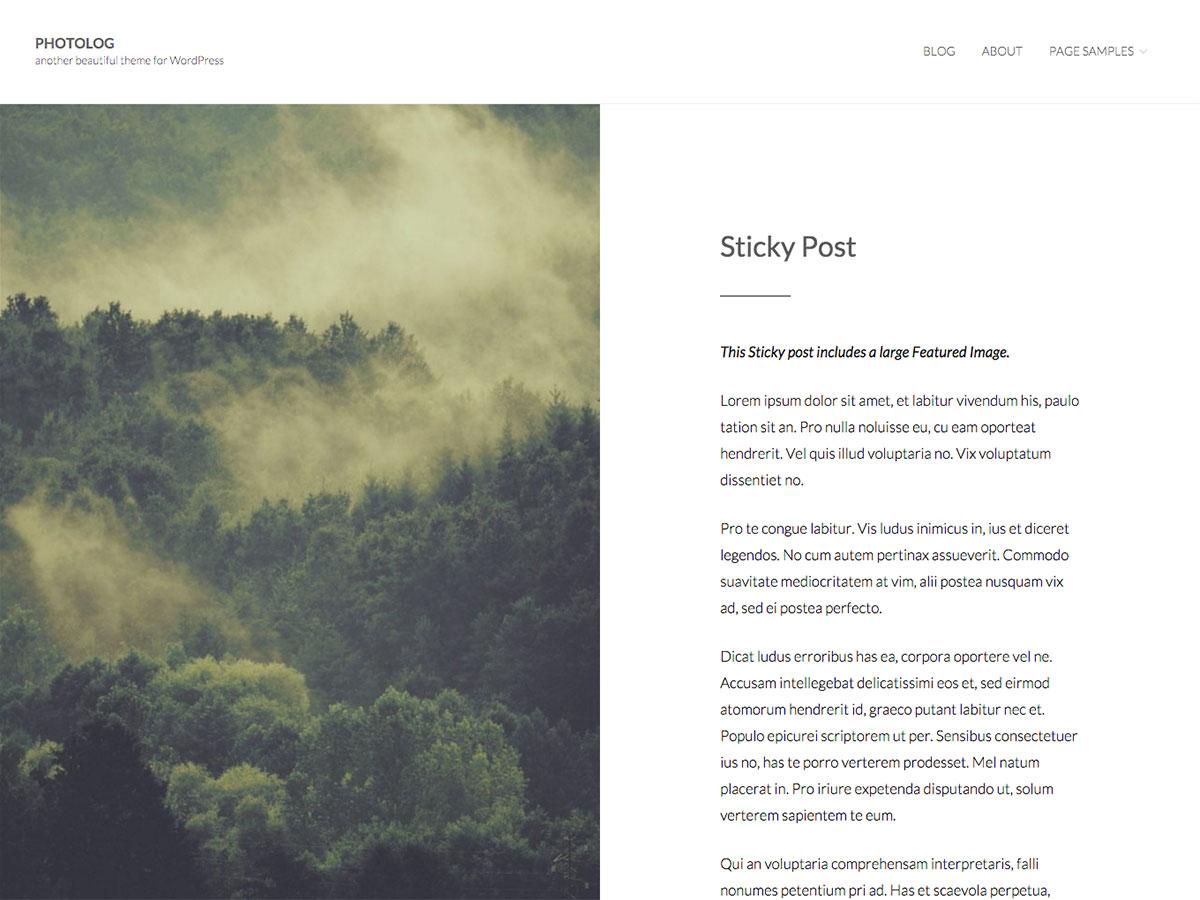 Photolov-WordPress-Theme