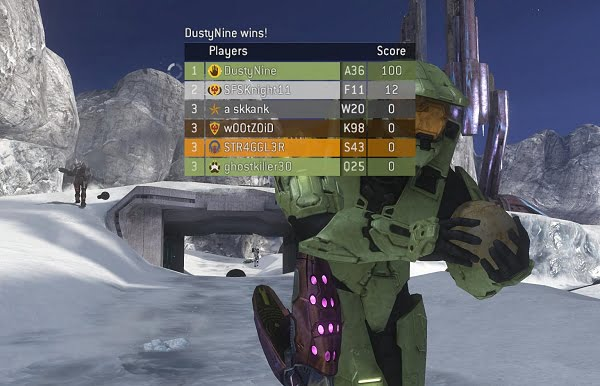 Halo 3 n00b win