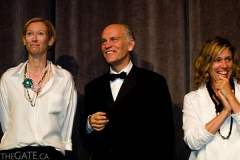 Tilda Swinton, John Malkovich and Frances McDormand