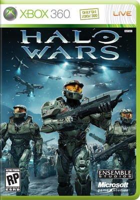 Box art for Halo Wars