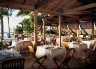 Parrot Cay, Lotus Restaurant