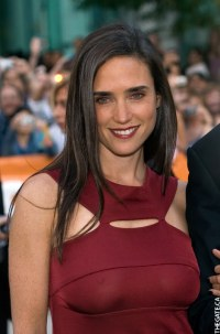 Jennifer Connelly on the red carpet for Creation