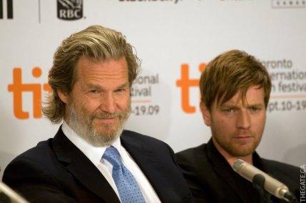 Jeff Bridges and Ewan McGregor