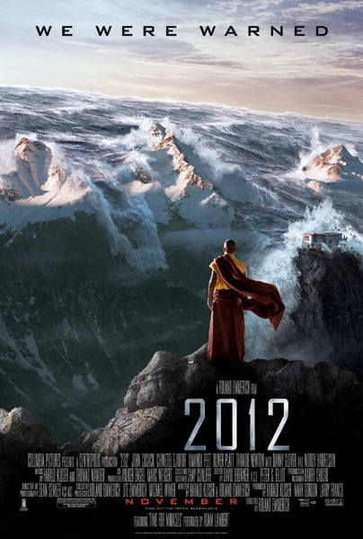 2012 Official Poster
